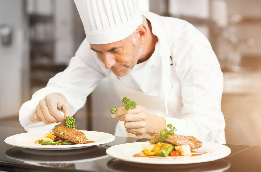 prefrontal cortex frontal lobe cooking
