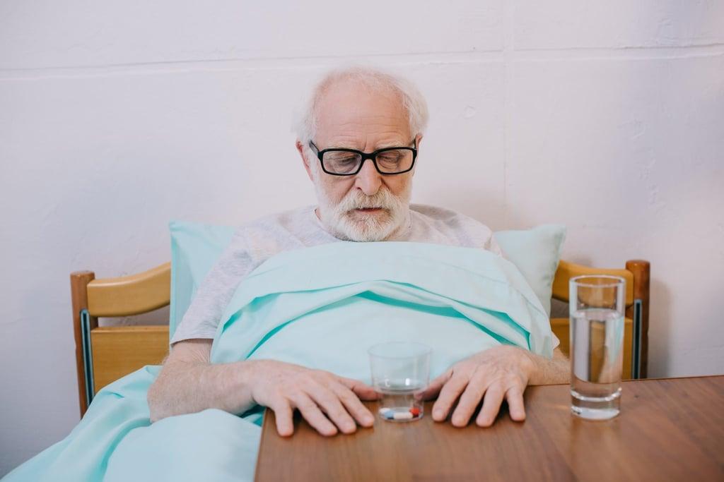 dementia medications vertigo