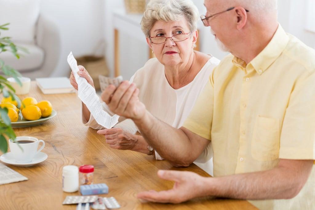 dementia medications otc