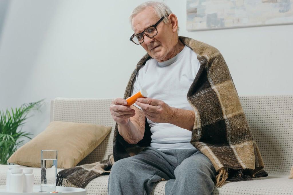 dementia medications bladder