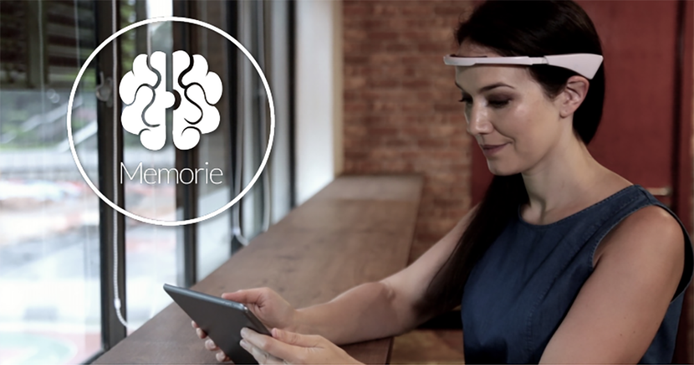 Neeuro Memorie Improving Cognitive Well being with Gamification and EEG - clear